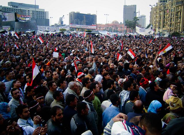 Ken Stein: Morsi Overthrow, Peace Talks & Civil War in Syria