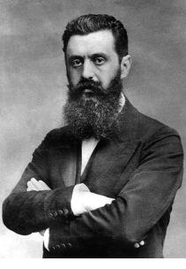 """""""La cuestión judía"""", El Estado judío, Theodor Herzl (1896)"""