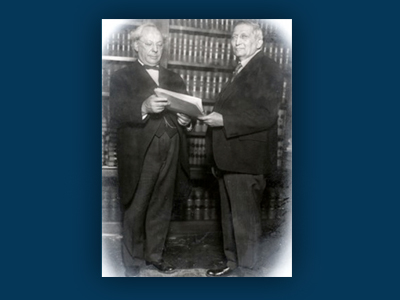 American Jewish Committee Gives a Qualified Endorsement to Balfour Declaration