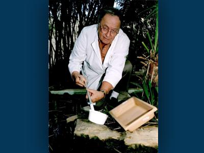 Biologist Yoel Margalith Passes Away
