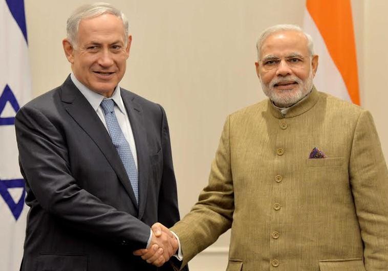 Ronak D. Desai: Coming Out of the Closet: India-Israel Ties Under Narenda Modi