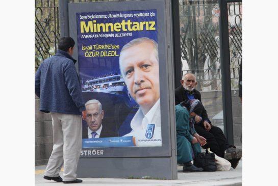 Israel-Turkish Reconciliation Talks Commence in Ankara, Turkey