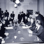 Rich Walter and Ken Stein: Reparations to Israel from West Germany, September 10, 1952