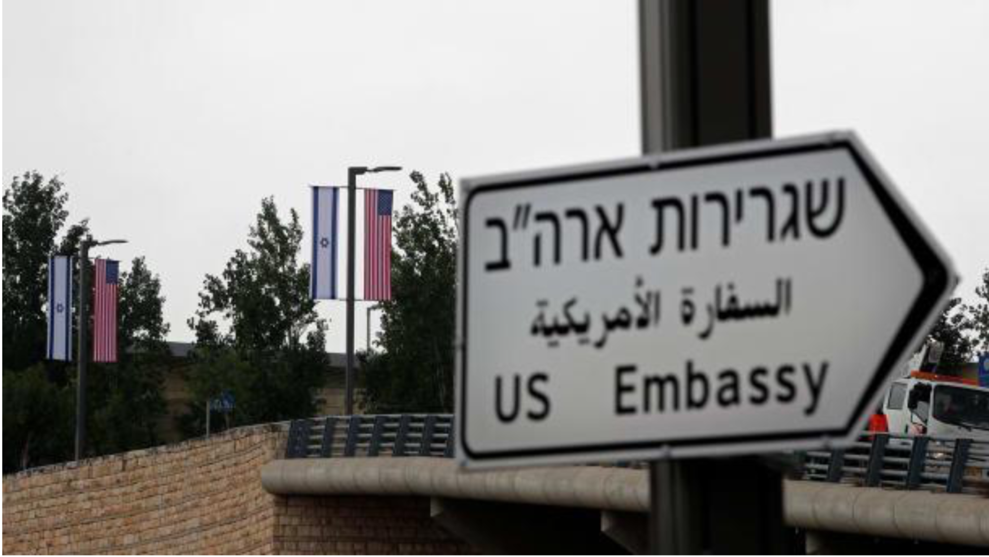 United States Jerusalem Embassy Act of 1995