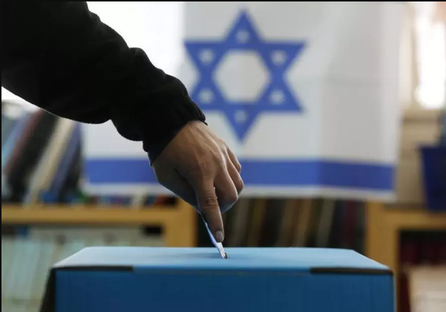 Infographic – The History of Israeli Elections