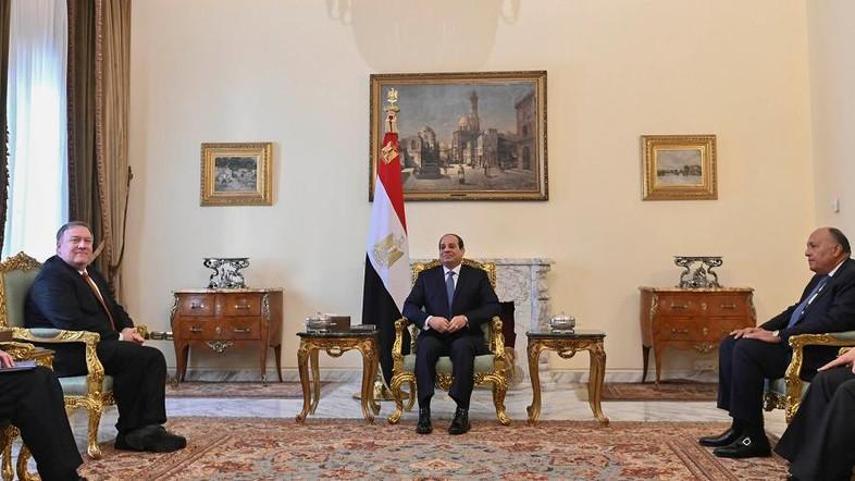 Three Scenarios for the Development of the Sisi Regime in Egypt