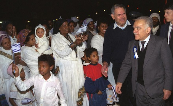 Operation Moses Begins to Bring Ethiopian Jews to Israel