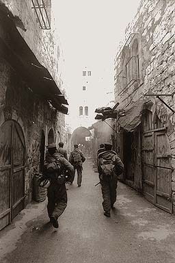 First Intifada Breaks Out