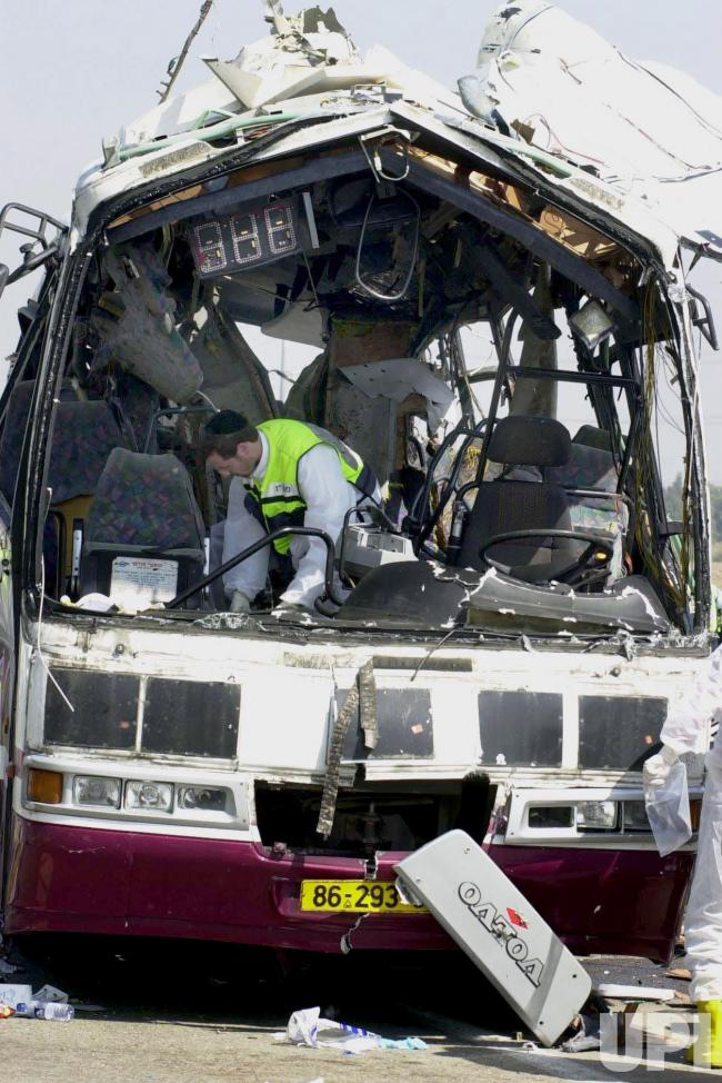 Suicide Bomber Kills 8 on Bus