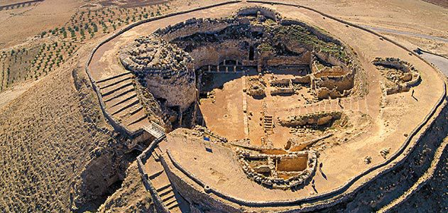 Herod's Tomb Discovered