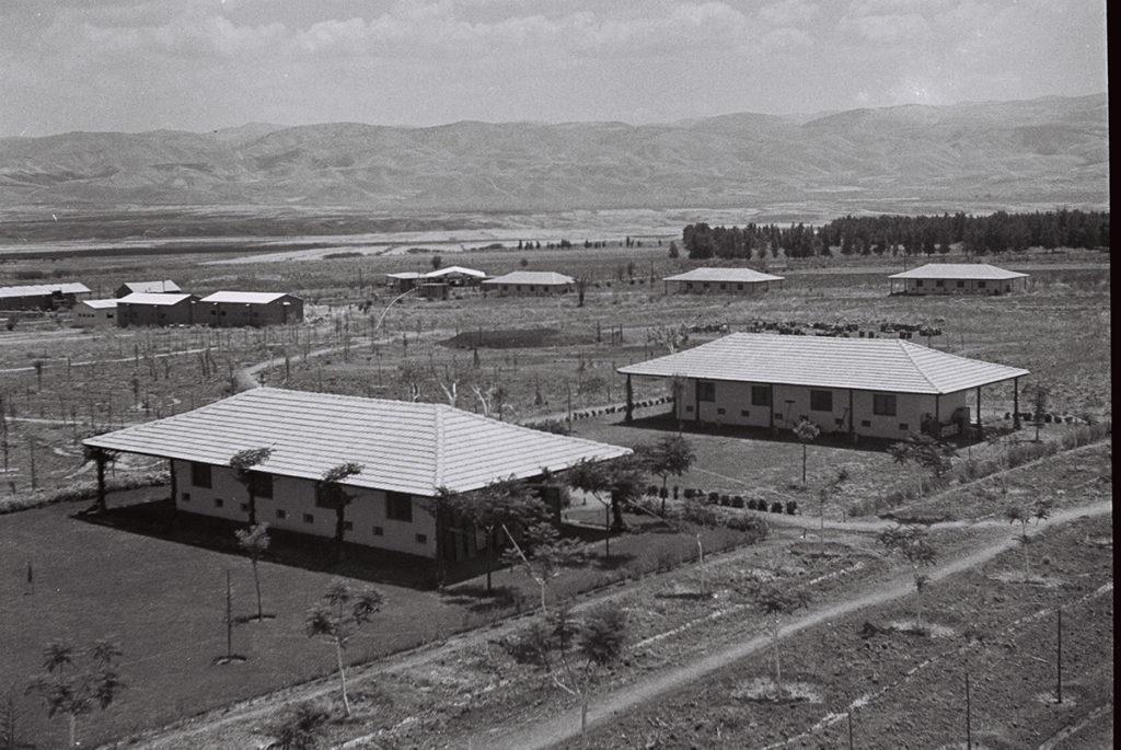Religious Kibbutz Tirat Zvi Founded