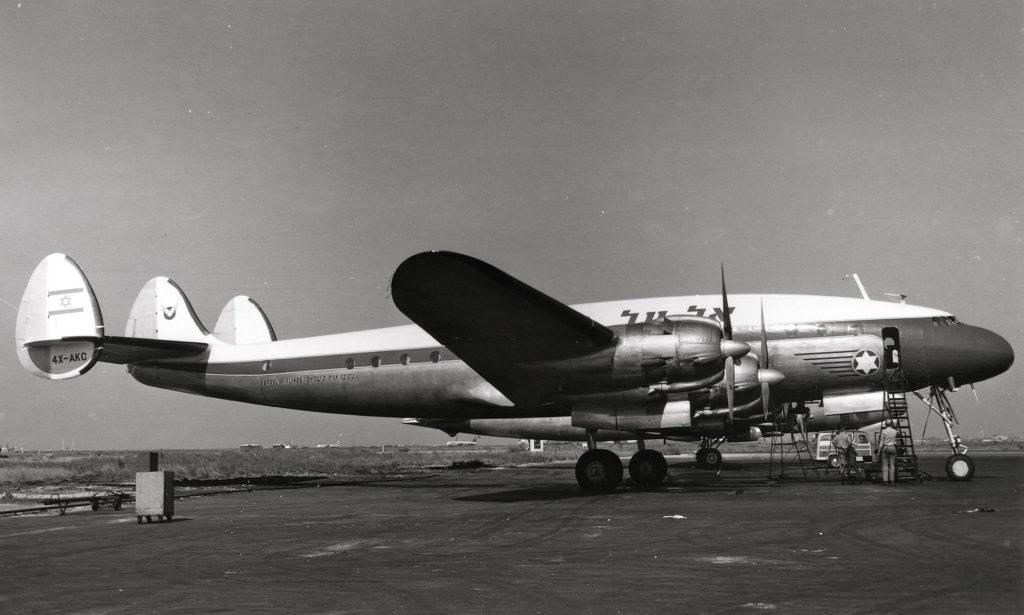 El Al Flight Is Shot Down