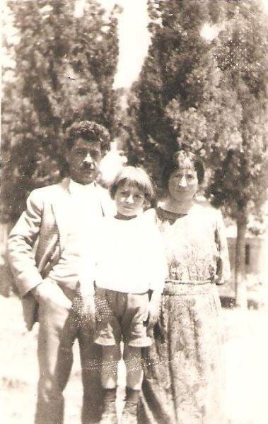 Writer Yitzhaq Shami Is Born